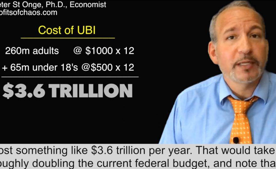 Universal Basic Income: A Pipe Dream?