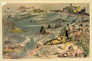 robida 1882 full paleo future